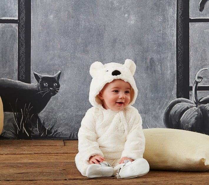 Baby Polar Bear Costume Pottery Barn Costumes For Babies