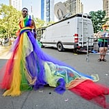 Billy Porter at Pride
