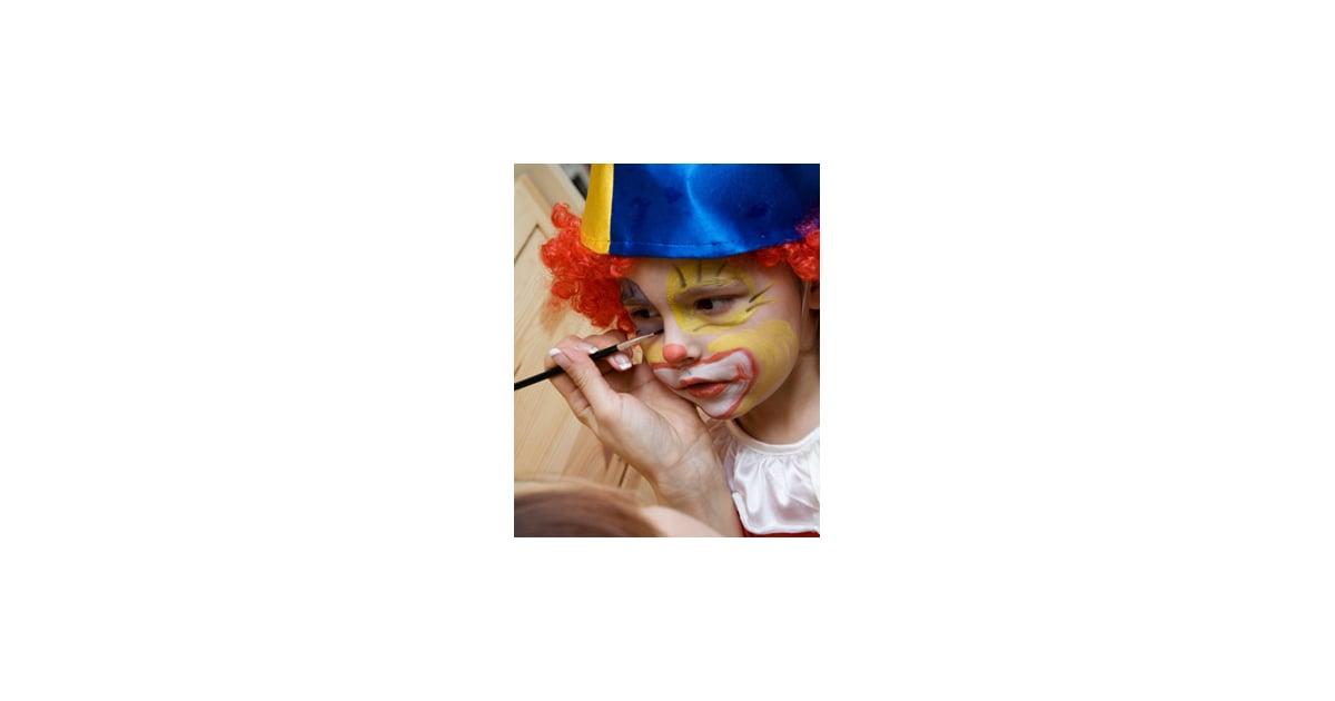Nontoxic Halloween Makeup For Kids   POPSUGAR Moms