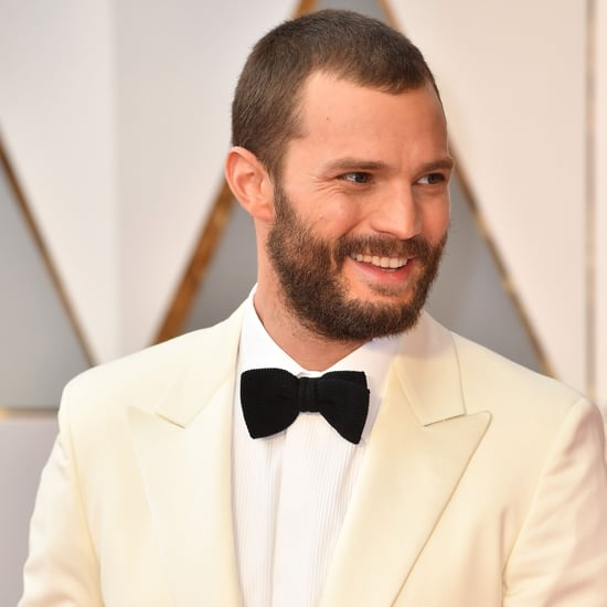 Jamie Dornan Talks About Putting a Wig on His Penis