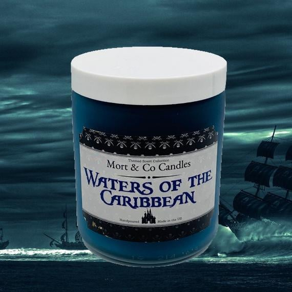 """""""Waters of the Caribbean"""""""