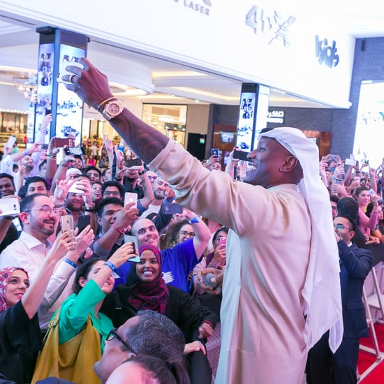 Tyrese Gibson Attends Fast and Furious 8 Premiere in Dubai