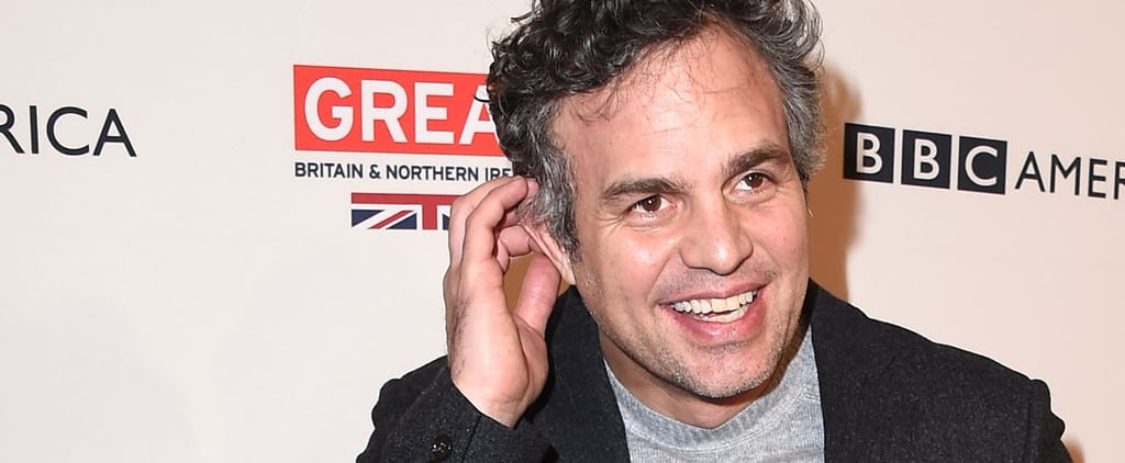 Mark Ruffalo Lost His Stuff in the Winter Storm, and the Internet Brought It Back