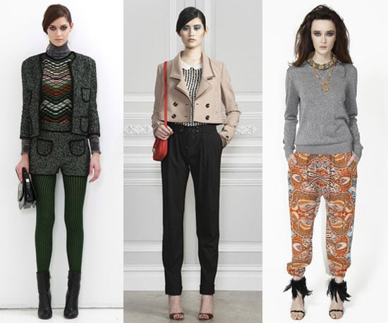 Inspired By: Pre-Fall 2011 looks from Tory Burch, M Missoni, Oscar de la Renta, Jason Wu and Rachel RoyI