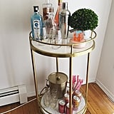 LaCroix + Anything on Your Bar Cart
