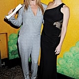 Stella McCartney posed with her dear friend Kate Hudson.