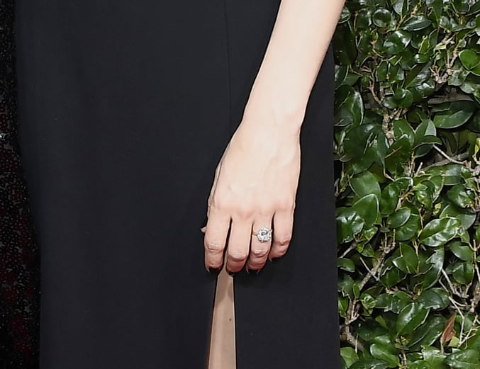 Michelle Williams Engagement Ring