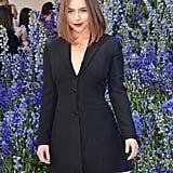 October 26 — Emilia Clarke
