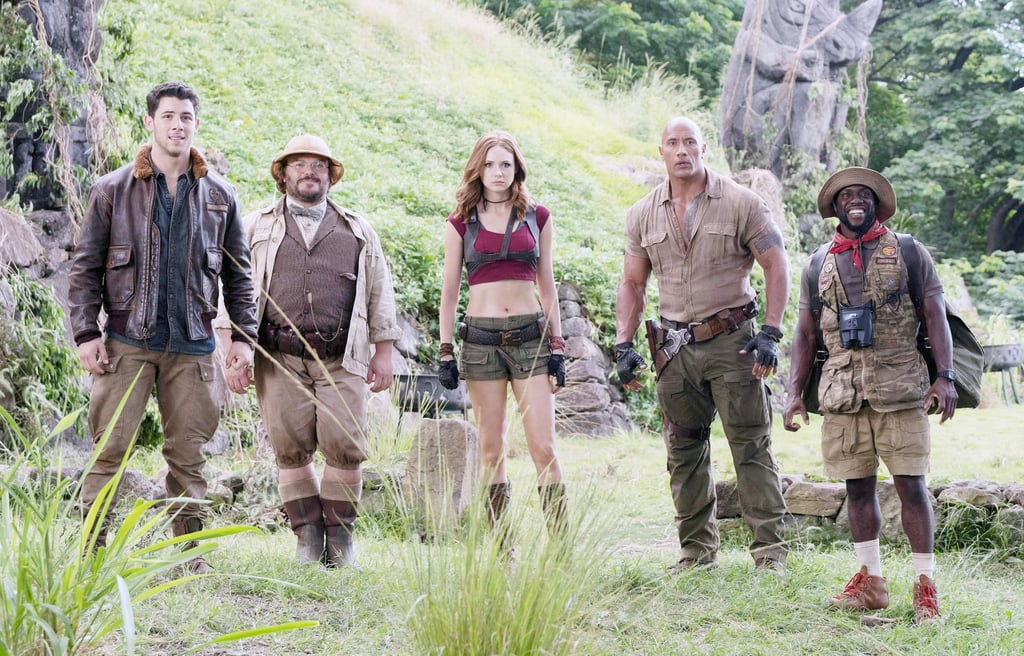 Jumanji: Welcome to the Jungle Sequel Cast