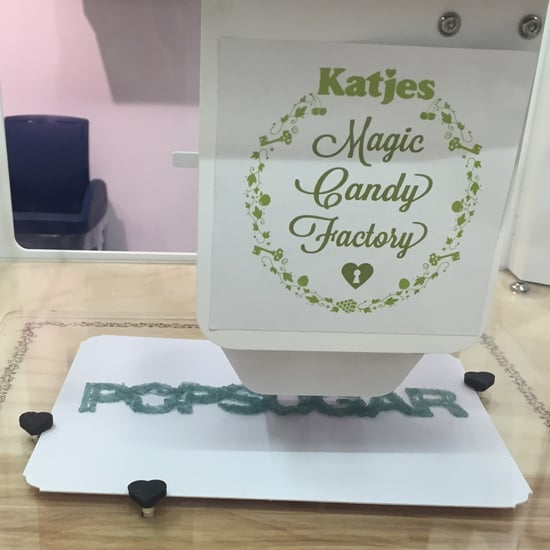 3D-Printed Candy at Dylan's Candy Bar