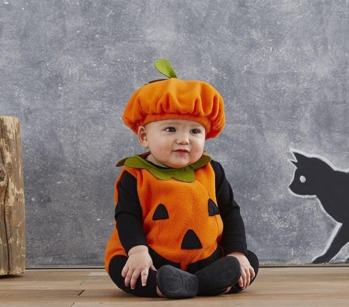 Baby Pumpkin Costume  sc 1 st  Popsugar & Baby Pumpkin Costume | Pottery Barn Costumes For Babies | POPSUGAR ...