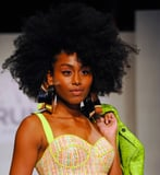 Natural Hair Was the Star of This NYFW Show and We Are 100 Percent Here For It
