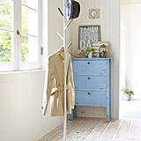 Yamazaki Plain Coat Hanger, White