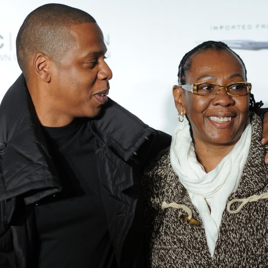 JAY-Z Talks About Mom Coming Out With David Letterman