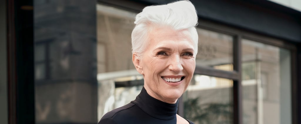 "The Newest CoverGirl Is 69 Years Old and Declares ""Beauty Is for All Ages"""