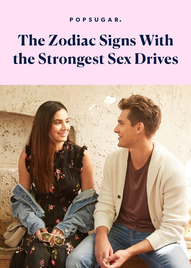 potent but low sex drive