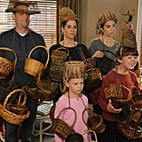 The Neighbors The other family costume: basketcases.