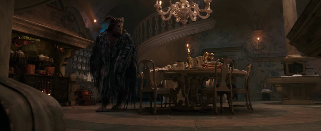 And they're trying to convince the Beast that Belle could be The One.