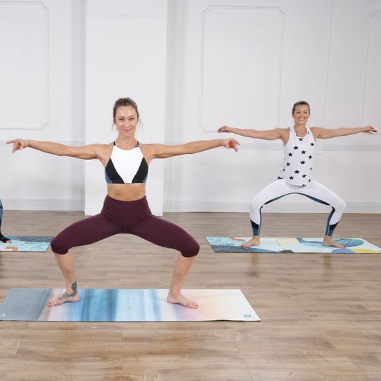 Full-Body At-Home Barre Workout