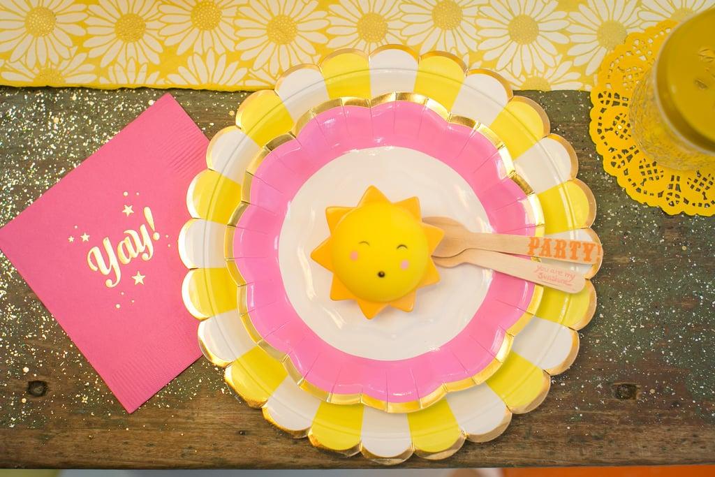 You Are My Sunshine Kids Birthday Party POPSUGAR Moms Photo 6