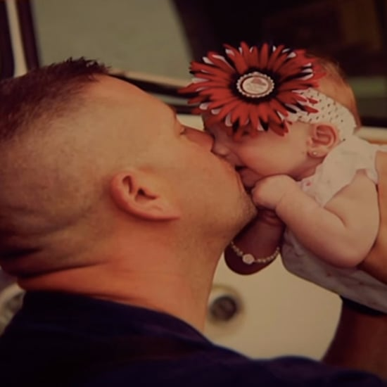 Firefighter Adopts Baby Girl He Delivered