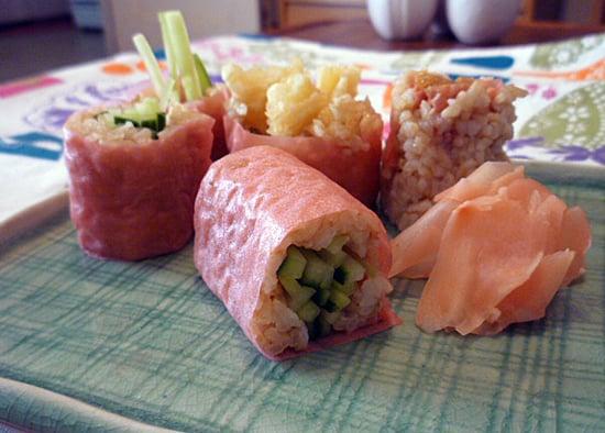 Sushi Wraps