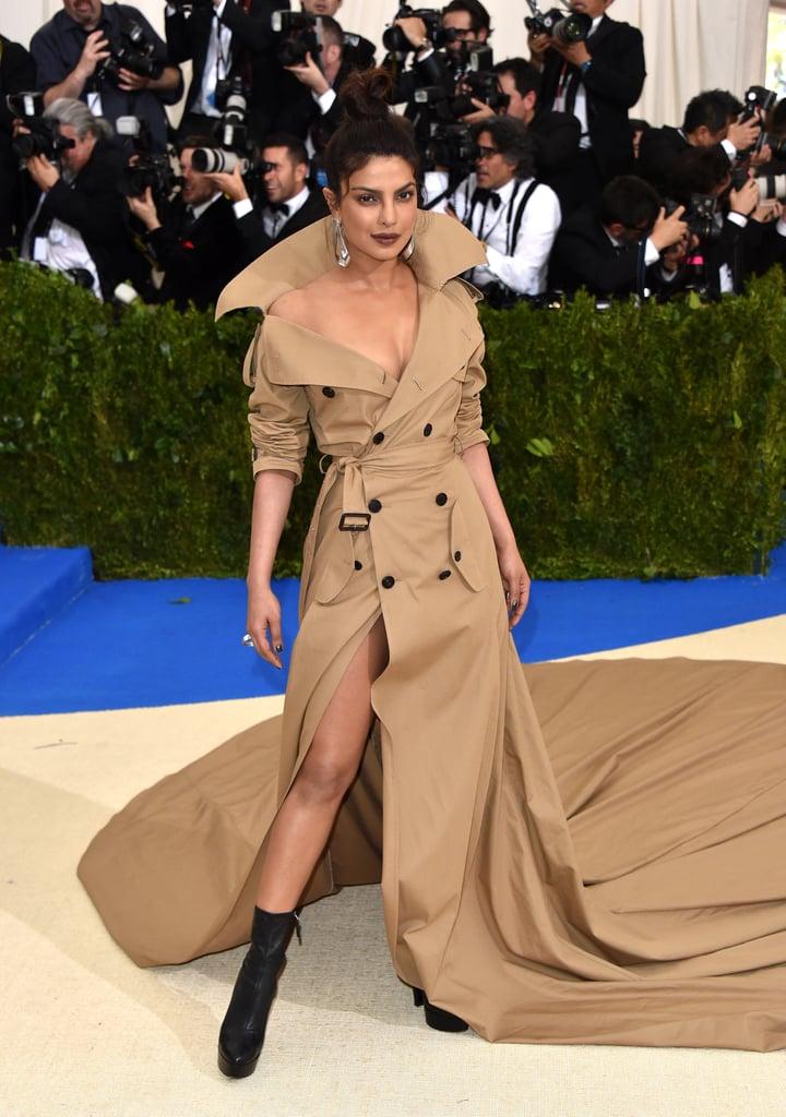 Priyanka Chopra Ralph Lauren Dress Met Gala 2017
