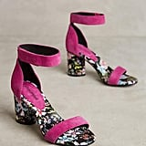 Jeffrey Campbell Purdy Floral Heels