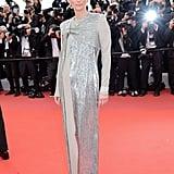 Tilda Swinton at the 2019 Cannes Film Festival