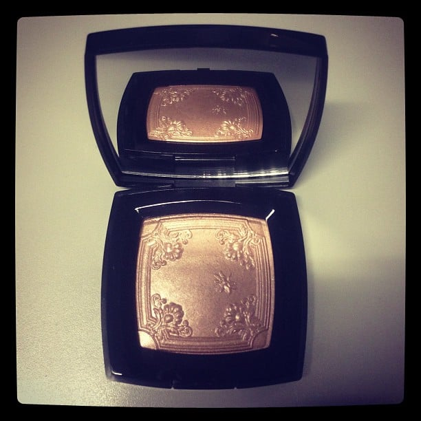 Hello, stunning. We all fell head over heels for this Chanel illuminating powder.