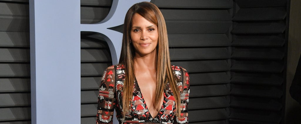 Halle Berry's Favourite Exercises