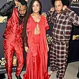Lakeith Stanfield, Tessa Thompson, and Boots Riley