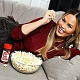 Chrissy Teigen Recipe: Seasoned Popcorn