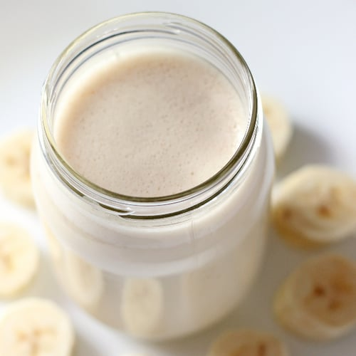 Monkey Flip Recovery Smoothie