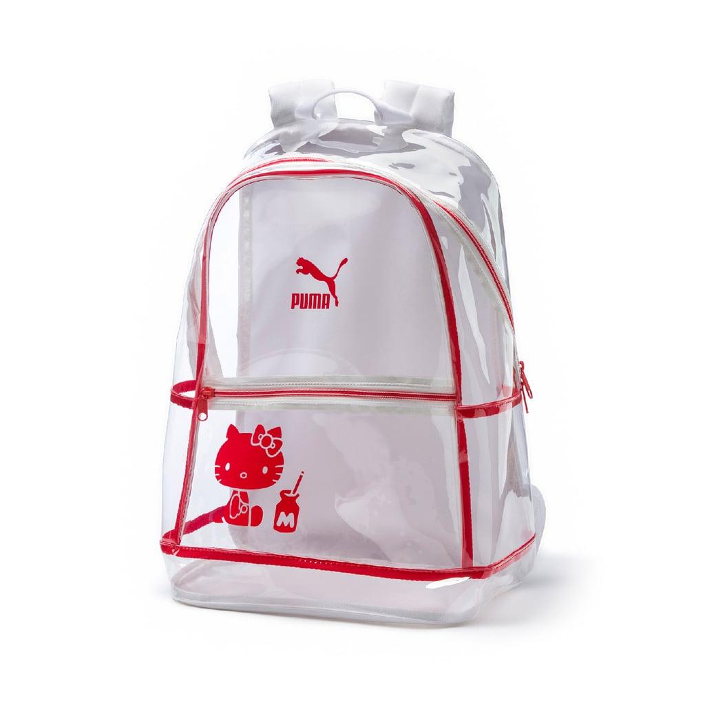حقيبة ظهر وكيس النادي الرياضي PUMA x Hello Kitty، بسعر 310 دراهم إماراتيّة