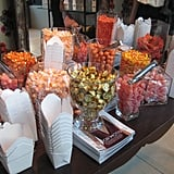 Fabulous Favor Idea: Color Coded Candy