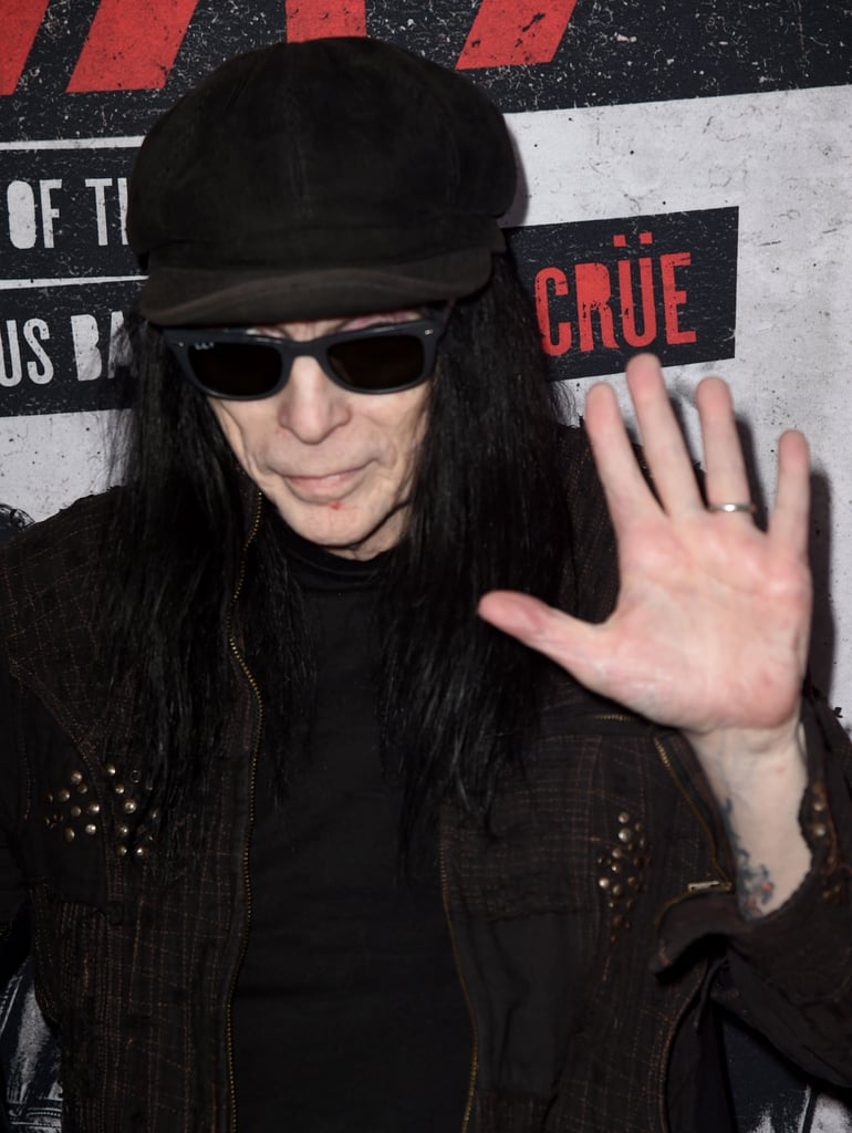 Mick Mars Now The Dirt Cast Next To The Real Motley Crue