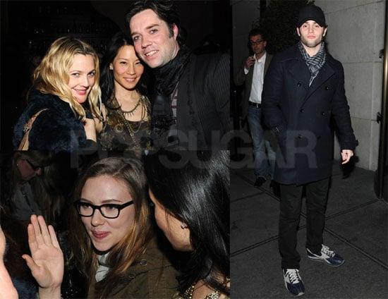 Photos of Scarlett, Drew, Penn