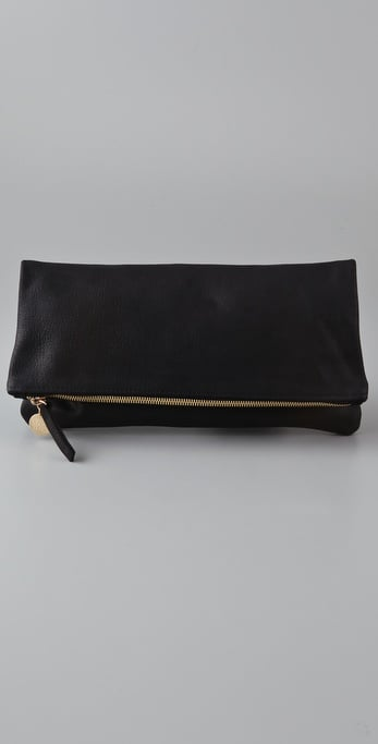 Clare Vivier Fold Over Clutch ($150)