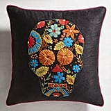 Embroidered  Pillow ($30)