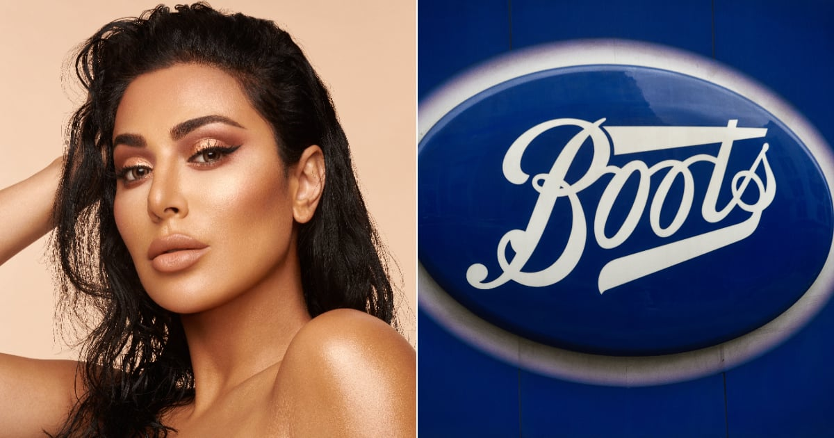 Huda Beauty Launches in Boots January 2020 | POPSUGAR Beauty UK