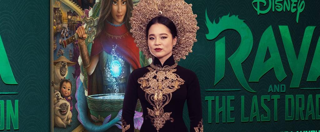 Kelly Marie Tran's Raya and the Last Dragon Premiere Dress