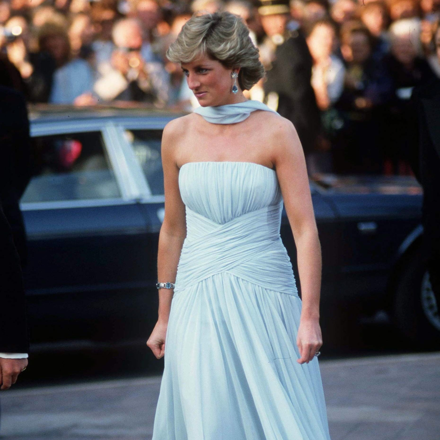 Princess Diana Cannes Film Festival Dresses | POPSUGAR Fashion ...