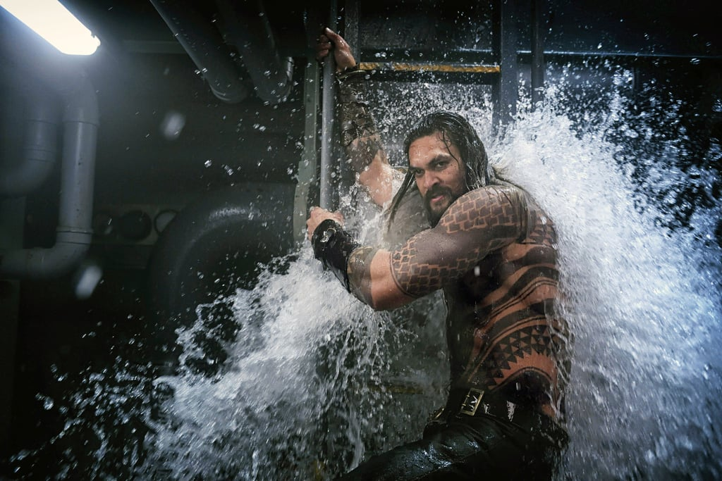 Jason Momoa's Favorite Thing About Filming Aquaman