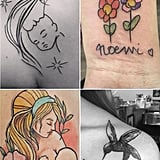 Motherhood Tattoos