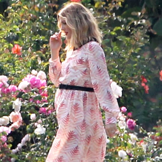 Drew Barrymore Possibly Pregnant Pictures in Santa Monica