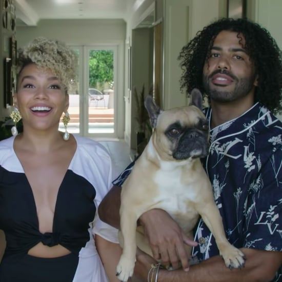 Watch Daveed Diggs and Emmy Raver-Lampman's AD House Tour