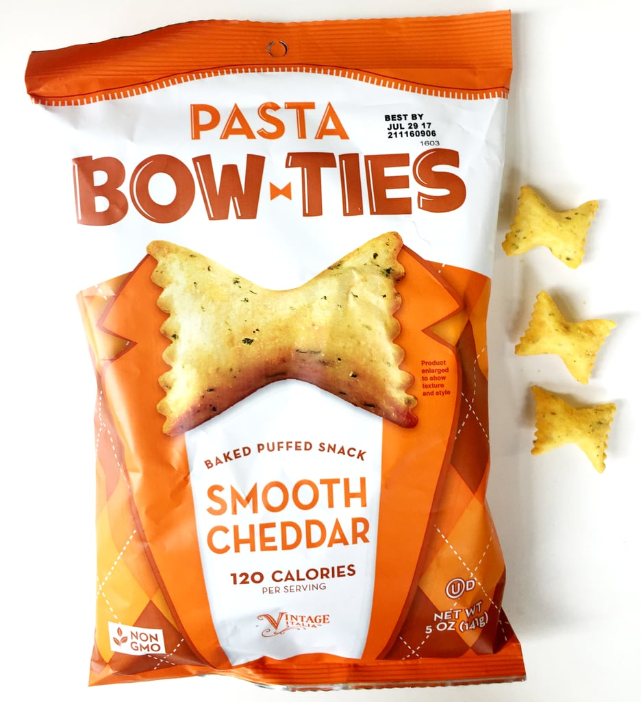 Pasta Bow Ties in Smooth Cheddar