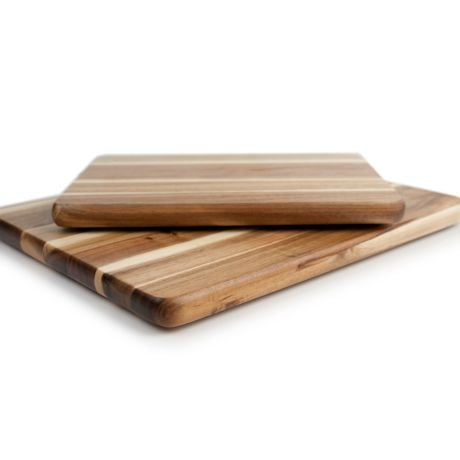 Our Table™  2-Piece Acacia Wood Cutting Board Set