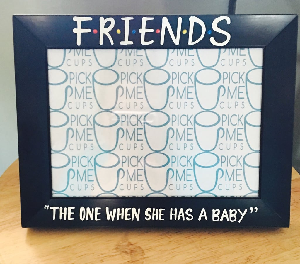 Friends New Mommy Photo Frame | Friends TV Show Baby Gifts ...